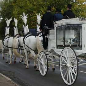 Horse Drawn Funerals